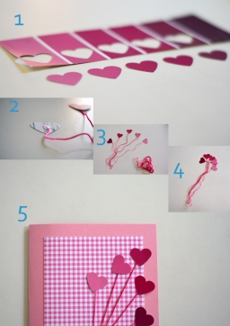 Making of hearts