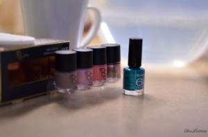 Nail polish wm-001
